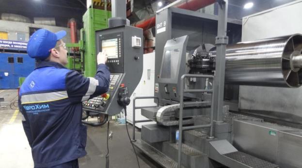 Модернизация оборудования на БМЗ