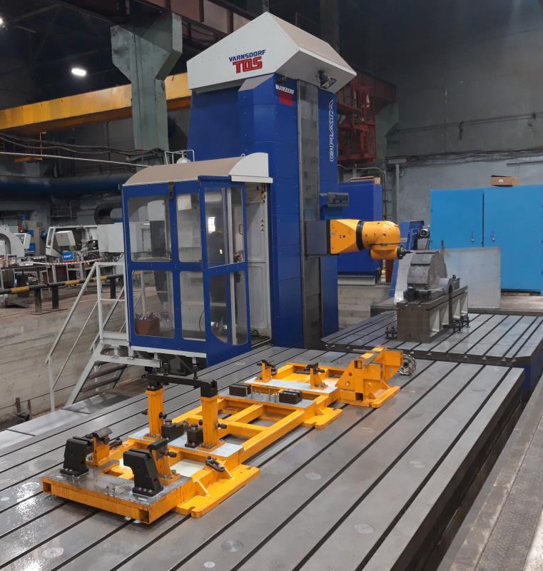 Благодаря федеральному займу Березниковский механический завод сможет увеличить объём производства в два раза